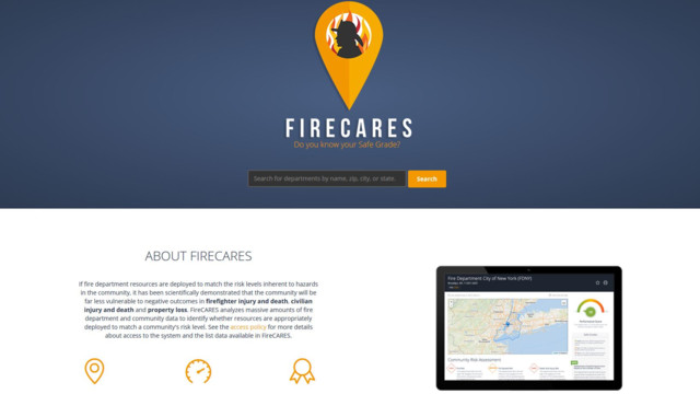 FireCARES on firehouse.com